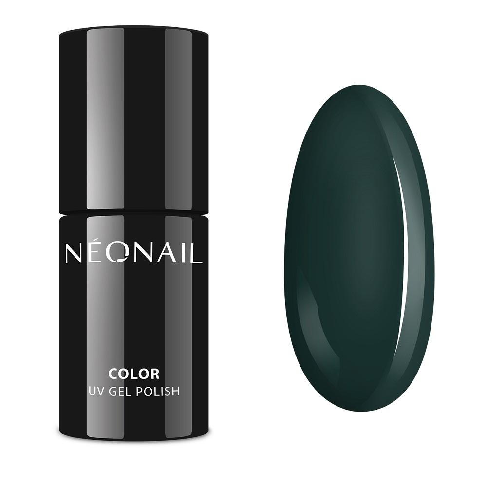 NEONAIL_UV Gel Polish Color lakier hybrydowy 3780 Lady Green