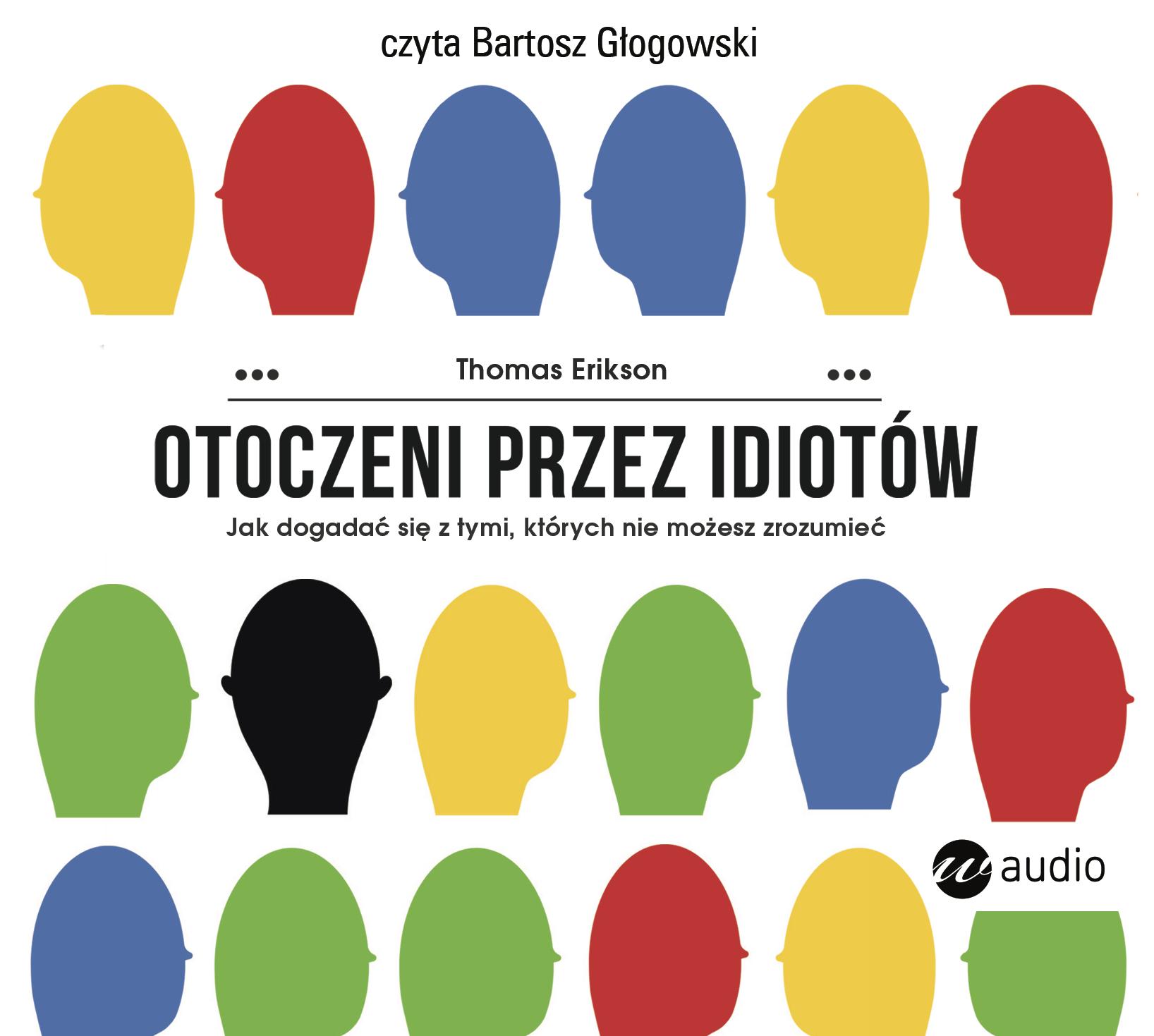 CD MP3 Otoczeni przez idiotów jak dogadać się z tymi których nie możesz zrozumieć