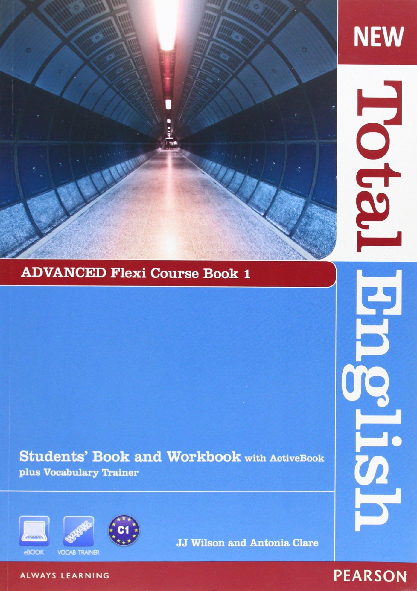 Total English NEW Advanced SB Flexi 1 Pack