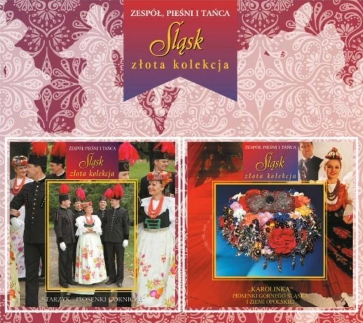 ZPiT. Śląsk - złota kolekcja 2CD