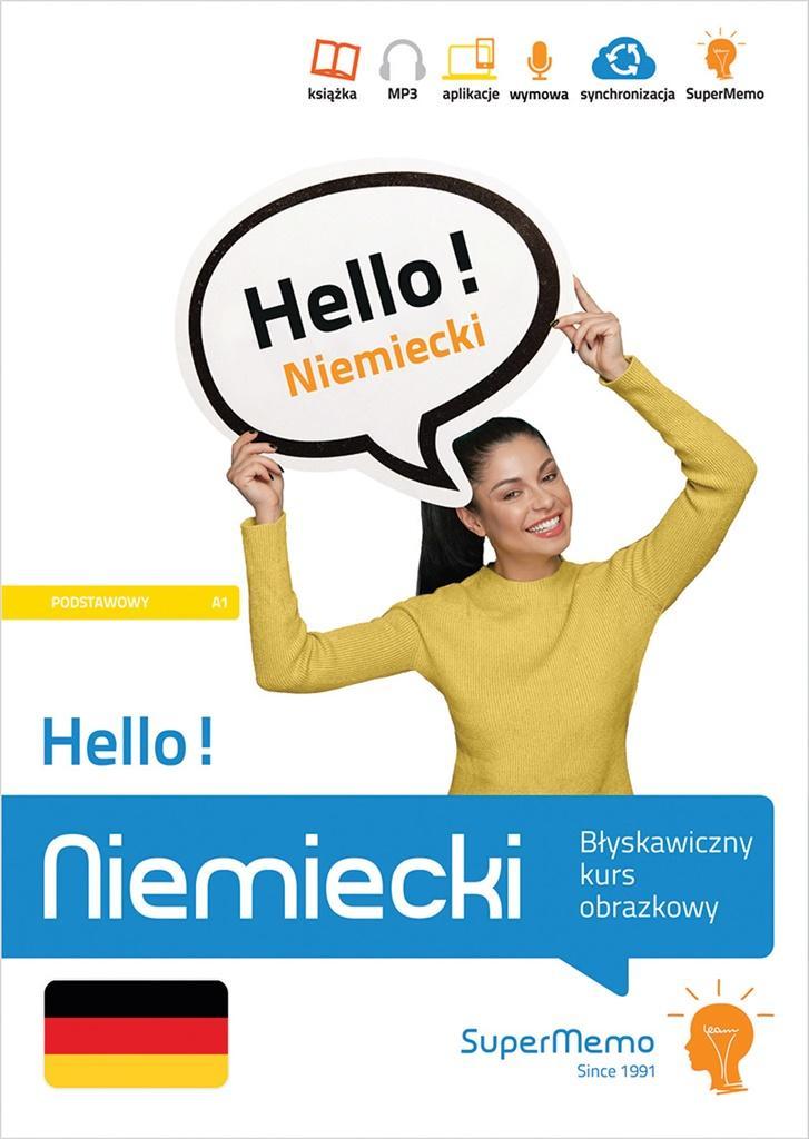 Hello! Niemiecki. Błyskawiczny kurs obrazkowy A1