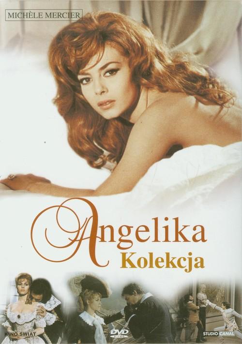 Angelika Kolekcja 5 filmów