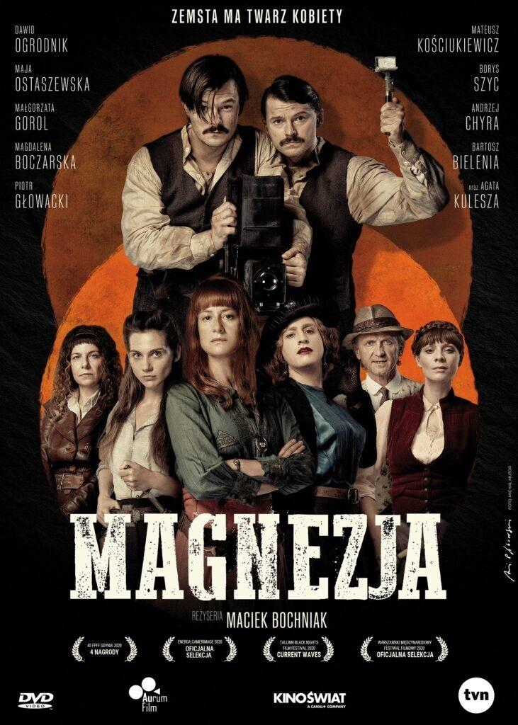 Magnezja DVD