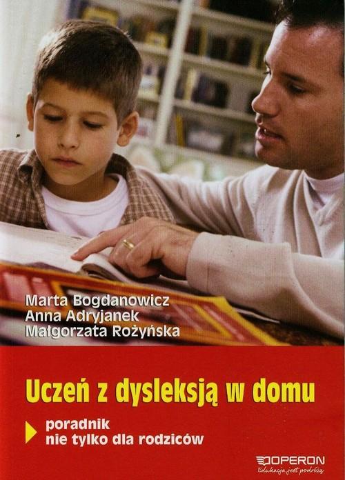 Ortograffiti. Uczeń z dysleksją w domu