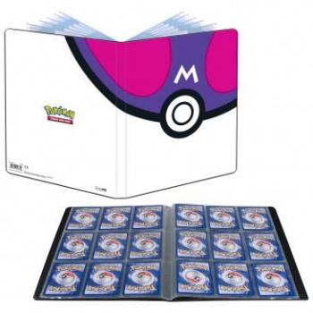 Ultra Pro: 9-Pocket Portfolio - Pokémon Master Ball
