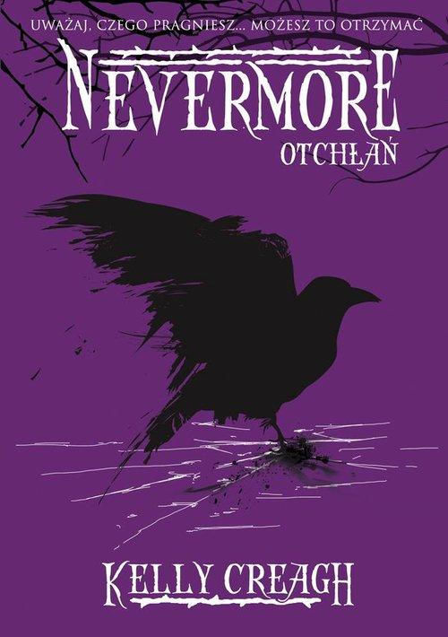 Nevermore tom 3 Otchłań