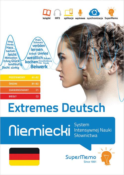 Niemiecki. System intensywnej nauki słown. A1/C2