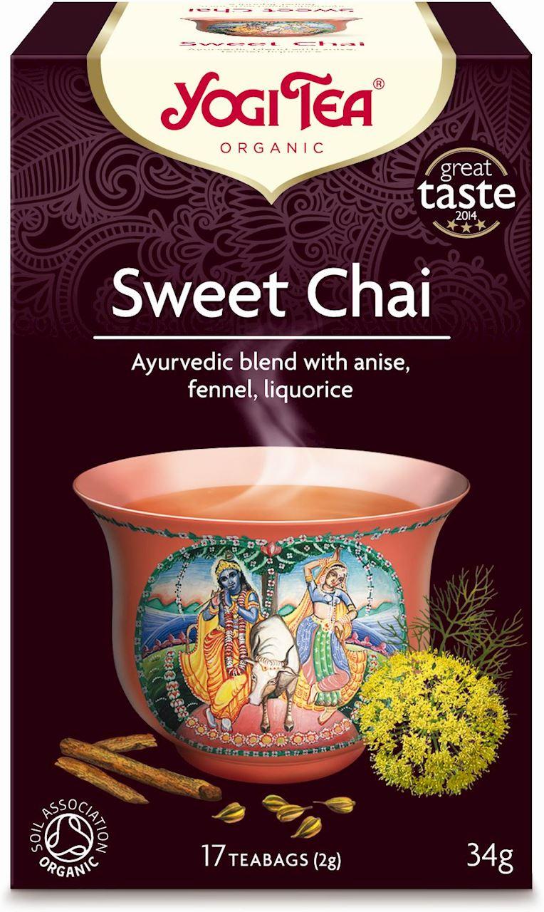 Herbatka słodki chai (sweet chai)