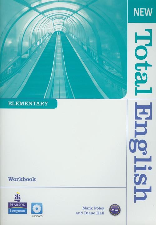 Total English New Elementary WB +CD PEARSON