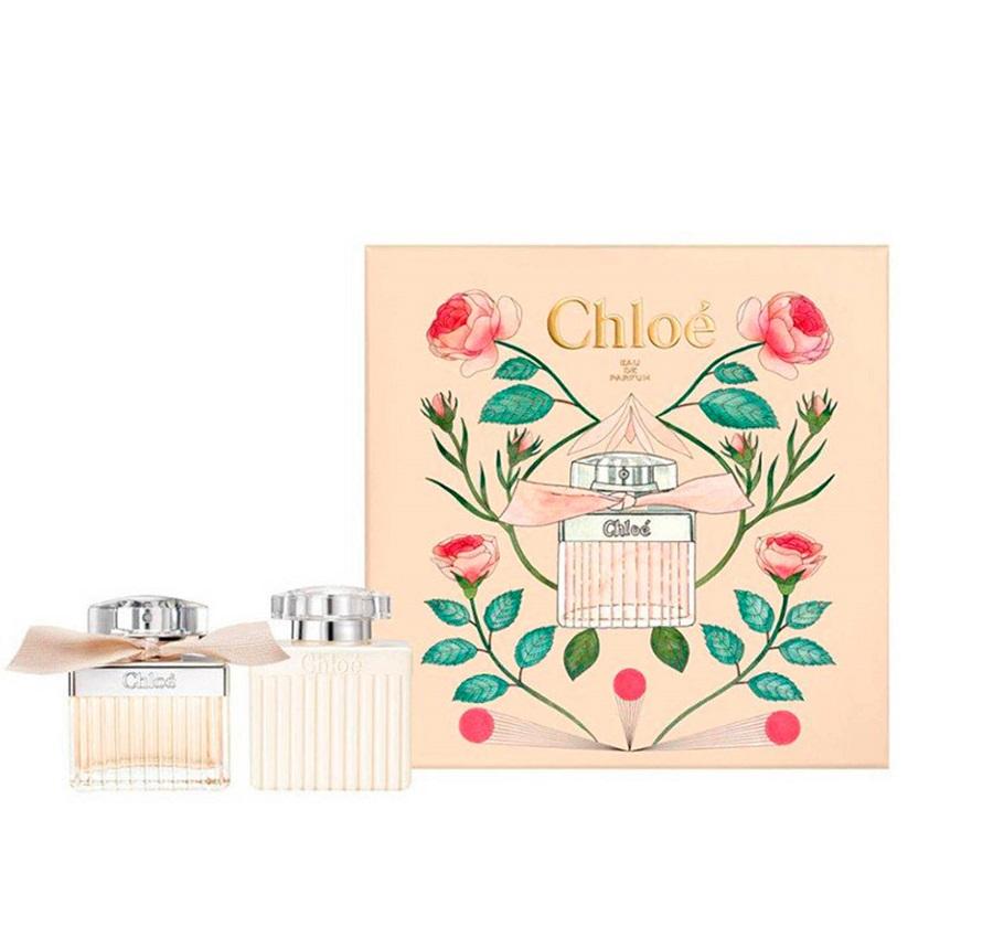 Chloe Woda perfumowana spray 50ml + Balsam do ciała 100ml