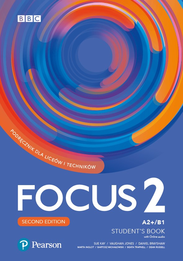 Focus 2. Second Edition. A2+/B1. Student's Book + Digital Resources