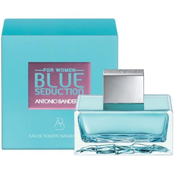Woda toaletowa Blue Seduction For Women