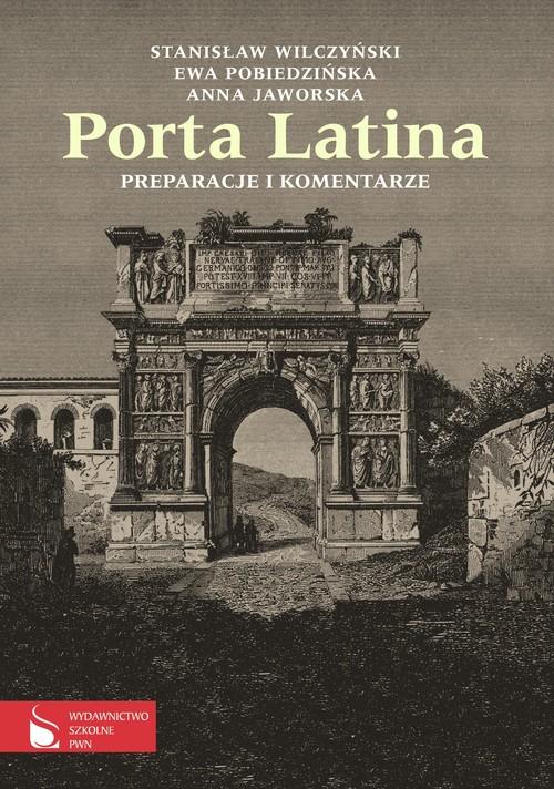 z.Porta Latina Podręcznik do języka łacińskiego (kpl) (stare wydanie)