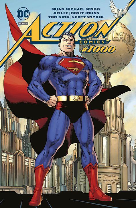 Odrodzenie - Superman: Action Comics #1000
