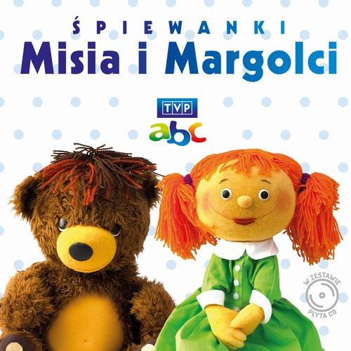 Śpiewanki Misia i Margolci książka + CD