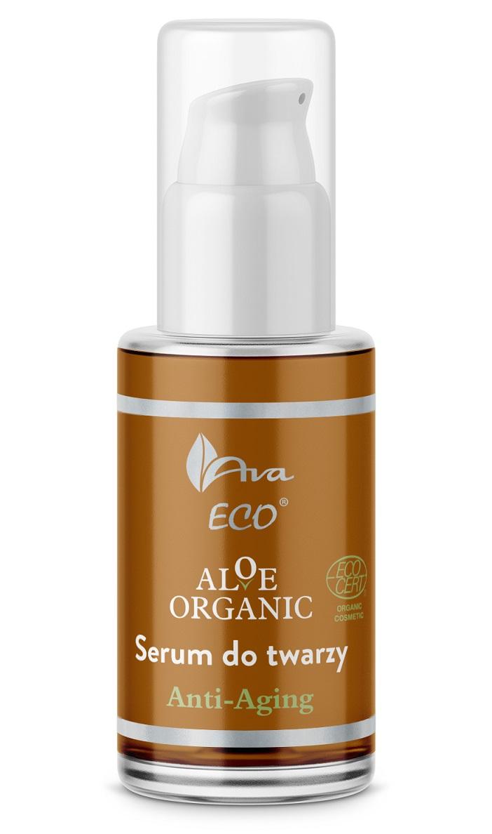 Anti-aging Serum do twarzy Opuncja i aloes
