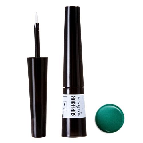Eyeliner Superior wodoodporny eyeliner 07 Green