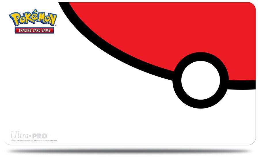 Ultra-Pro Play Mat. Pokemon. Poke Ball