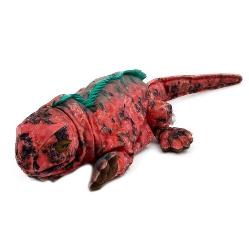 Pacynka. Iguana