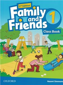 Family and Friends 2ed 1 SB
