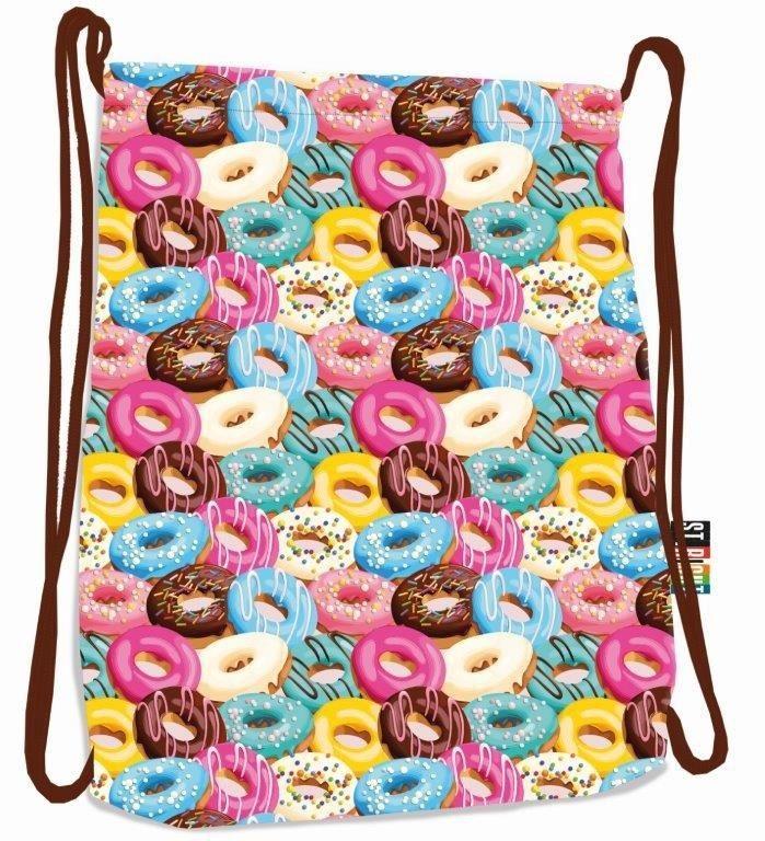 Plecak na sznurkach Donuts St.Right SO-11