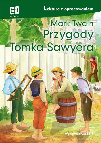 Przygody Tomka Sawyera. Lektura z opracowaniem wyd. 2
