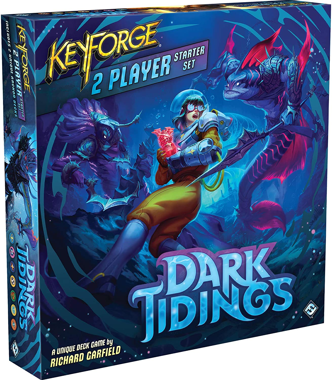 KeyForge (edycja angielska): Dark Tidings - Two-Player Starter Set