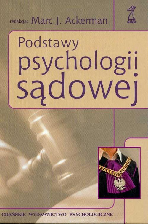 Podstawy psychologii sądowej