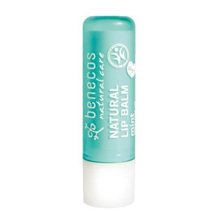 Naturalny balsam do ust z miętą 4