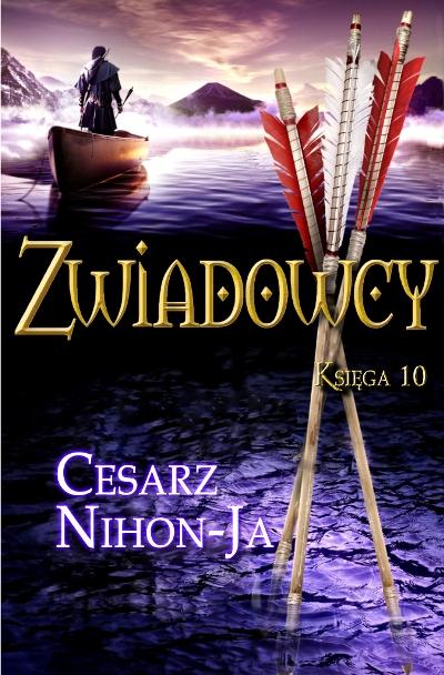 Zwiadowcy. Księga 10. Cesarz Nihon-Ja