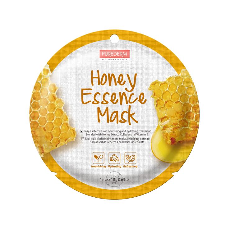 Honey Essence Mask maseczka w płacie Miód