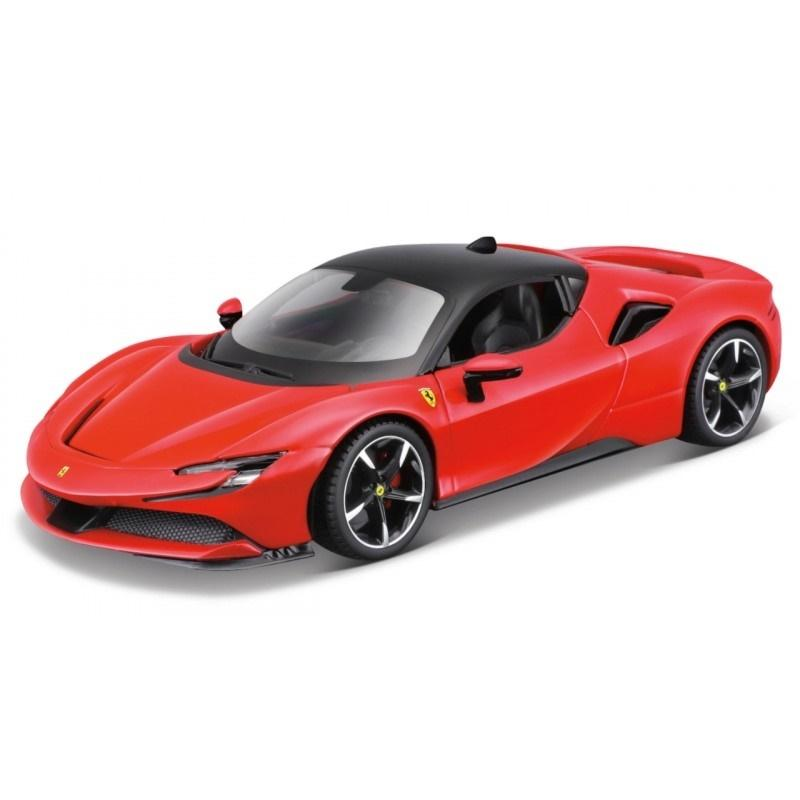 Ferrari SF90 Stradale 1:24 BBURAGO