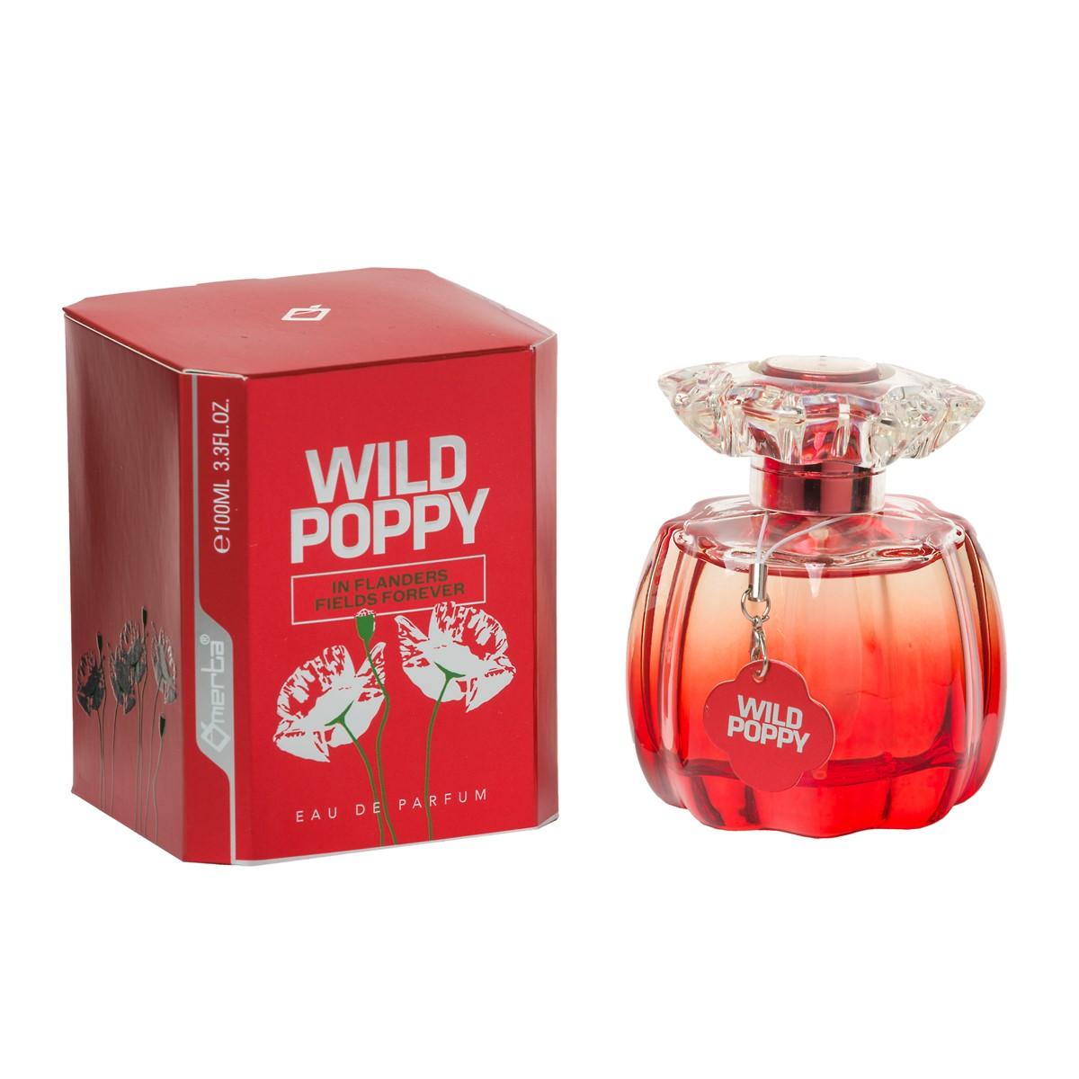 Wild Poppy Woda perfumowana