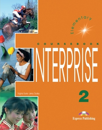 Enterprise 2 Elementary. Coursebook