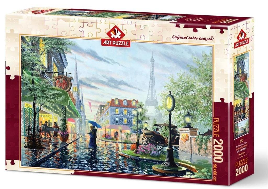 Puzzle 2000 el. Letni deszcz