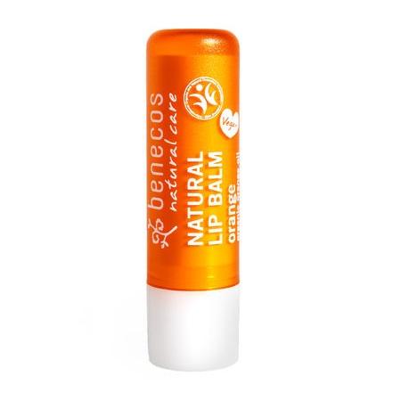 Naturalny balsam do ust z pomarańczą 4