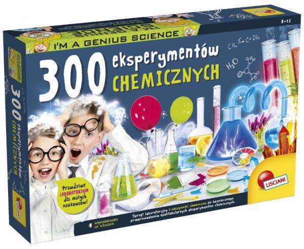 I`m a Genius. Laboratorium. 300 eksperymentów