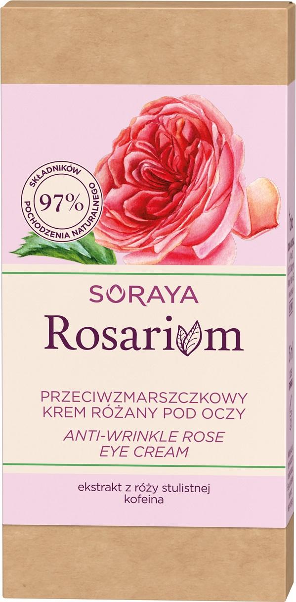 Rosarium Anti-Wrinkle Rose Eye Cream przeciwzmarszczkowy krem różany pod oczy