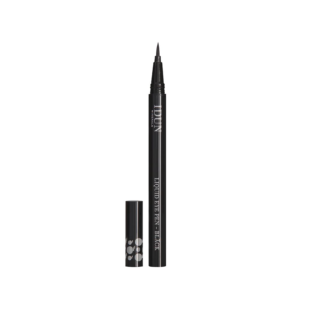 IDUN MINERALS_Liquid Eye Pen Eyeliner w pisaku 152 Black