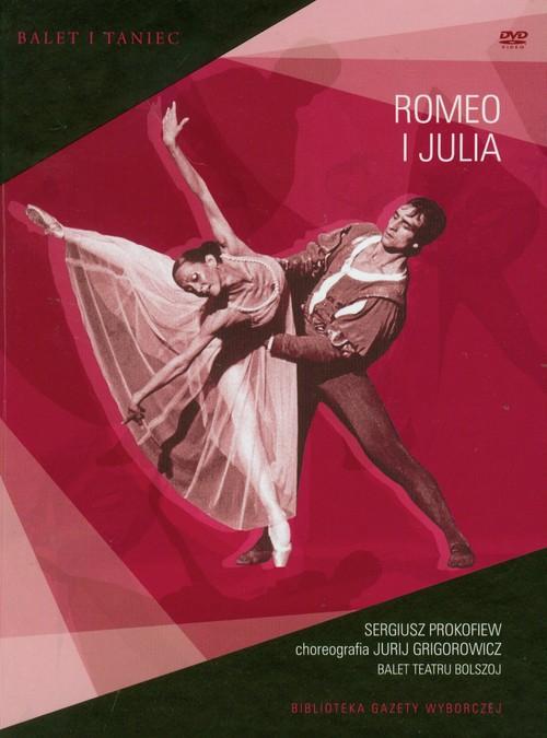 Romeo i Julia + DVD