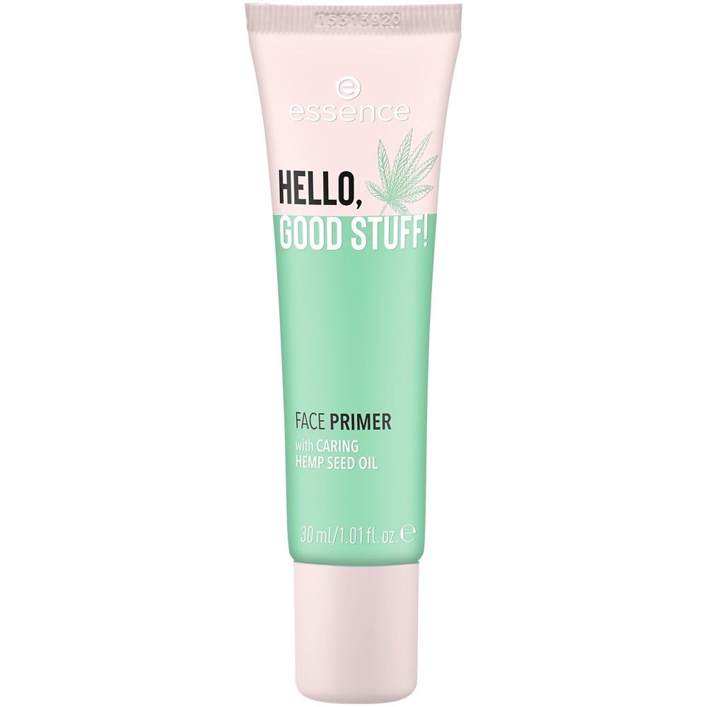 Hello Good Stuff Face Primer baza pod makijaż Caring Hemp Seed Oil