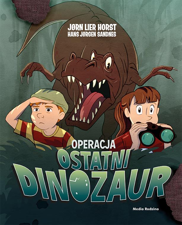 Operacja Ostatni Dinozaur. Biuro Detektywistyczne nr 2