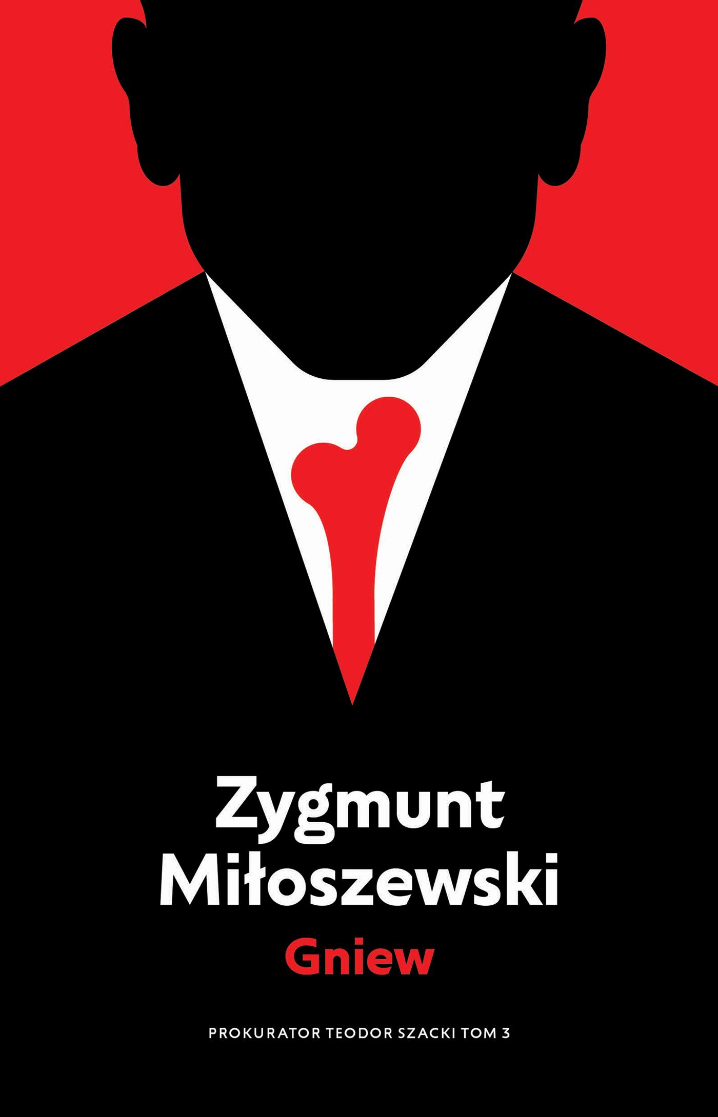 Gniew. Cykl Teodor Szacki. Tom 3