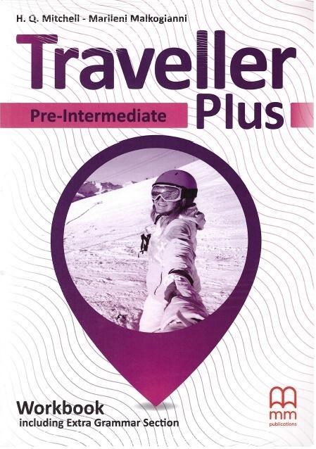 Traveller Plus Pre- Intermediate A2. Workbook
