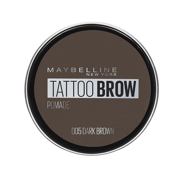 New York Tattoo Brow Pomade pomada do brwi 005 Dark Brown