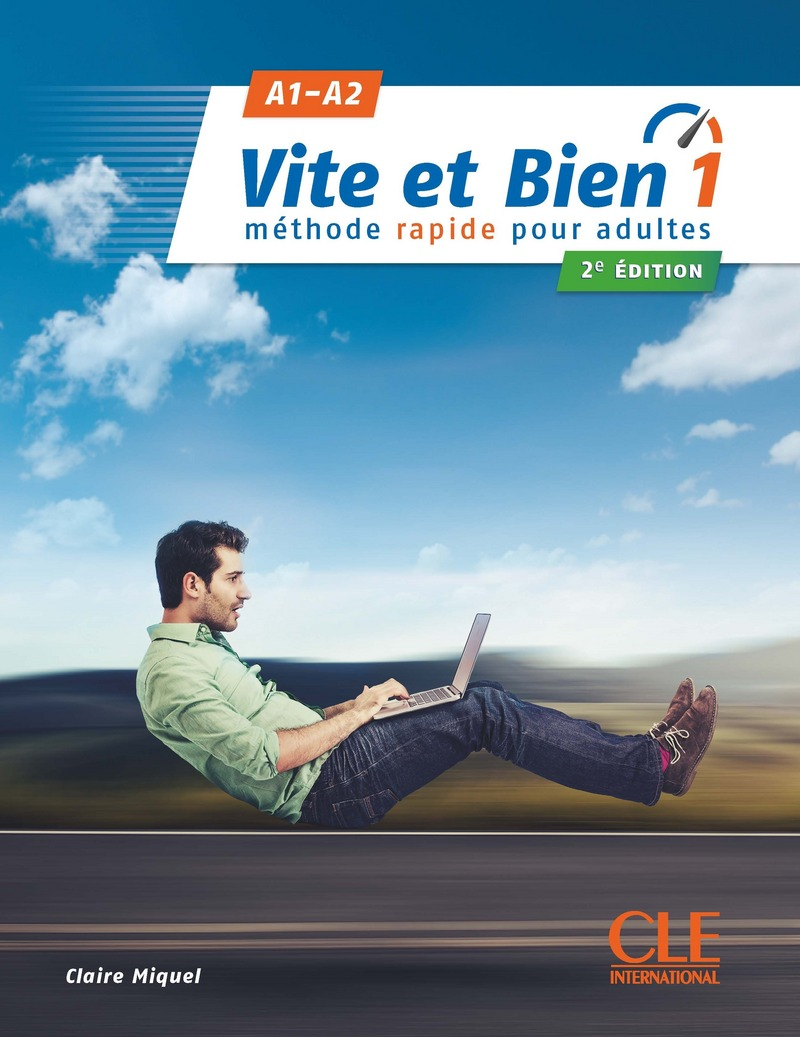Vite et Bien 1 A1/A2 Podręcznik + klucz + CD