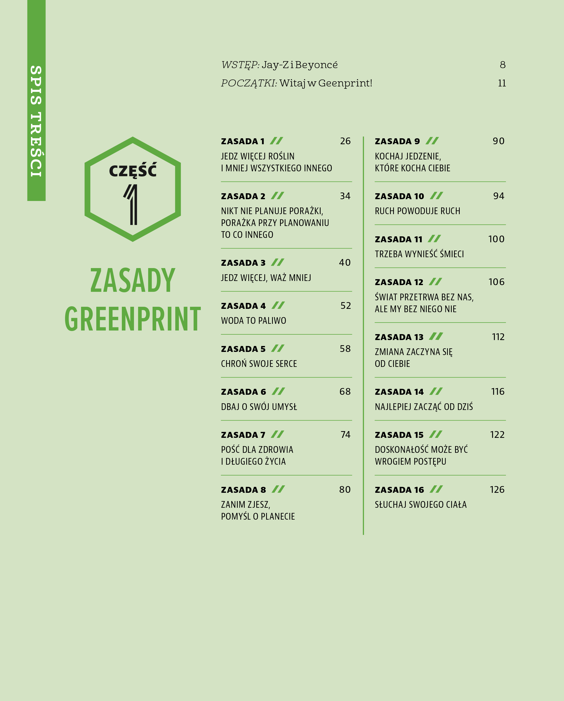 Greenprint. Jak dzięki zielonej diecie uzdrowić siebie i świat
