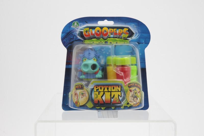 Figurka Gloopers niebieski - Zestaw do miksowania kolorów