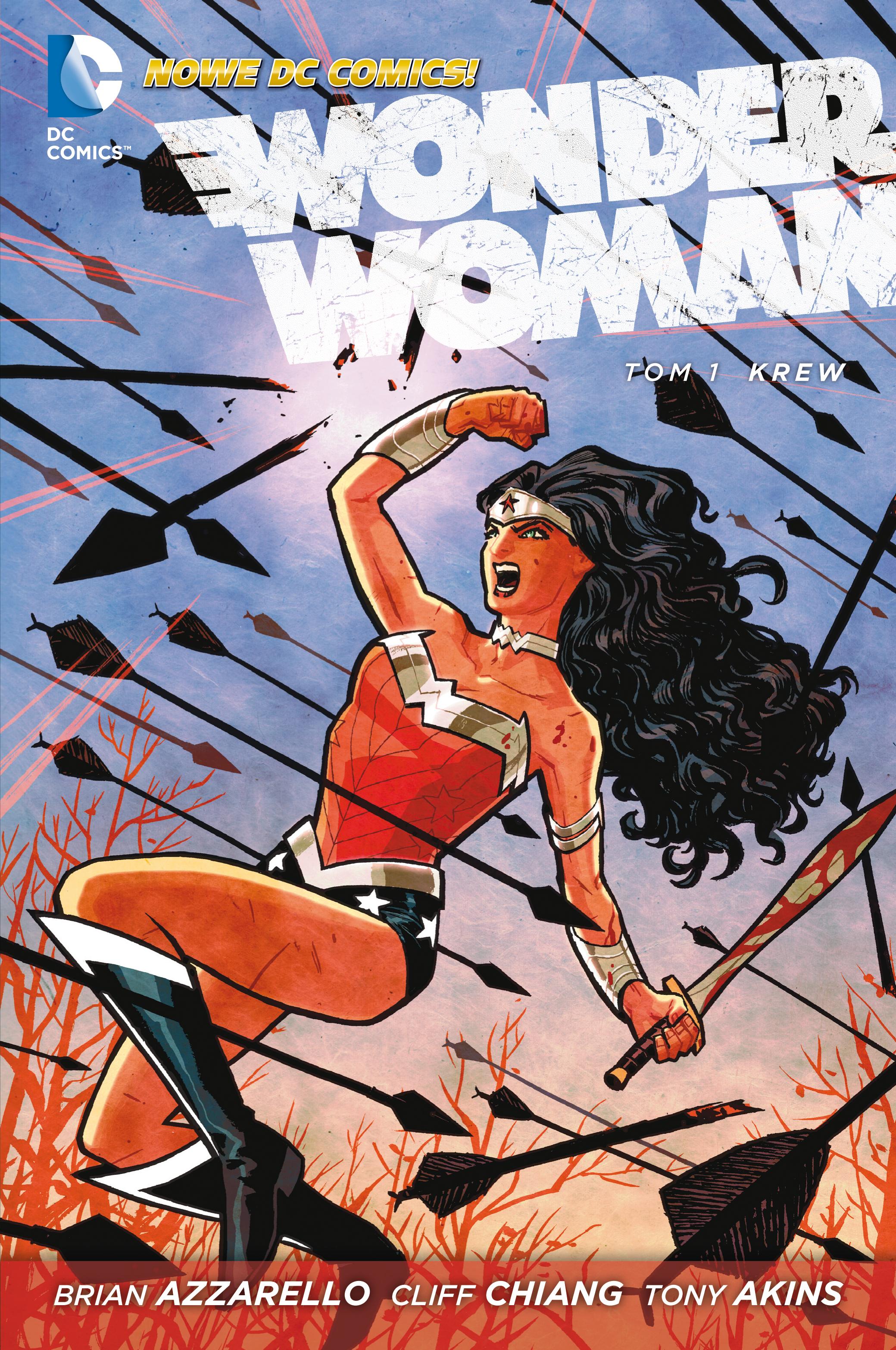 Wonder Woman. Tom 1. Krew