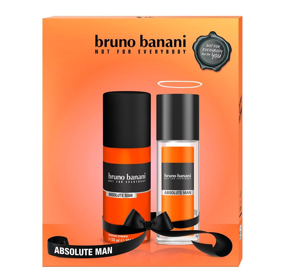 Zestaw dezodorantów Absolute Man + Dezodorant